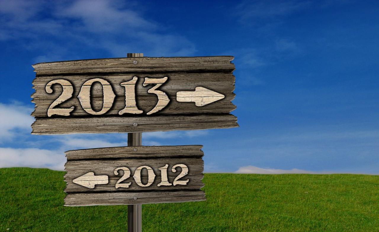 2012: el año que cambió todo