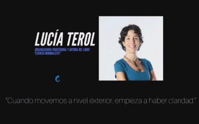 Entrevista a Lucía Terol