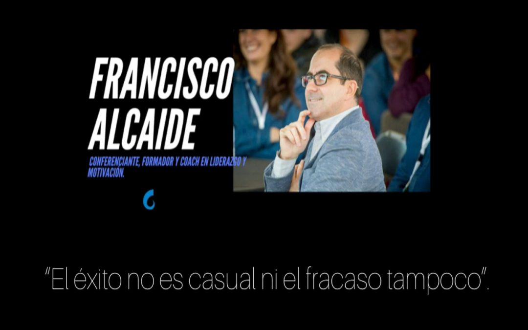 Entrevista a Francisco Alcaide