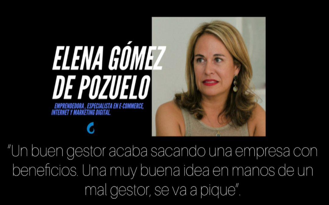 Entrevista a Elena Gómez de Pozuelo