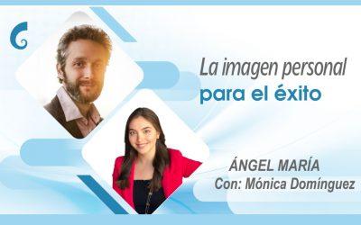 Cómo cuidar nuestra imagen en emisiones online, con Mónica Domínguez